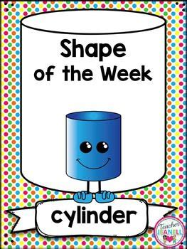 shape cylinder  images teaching colors shapes