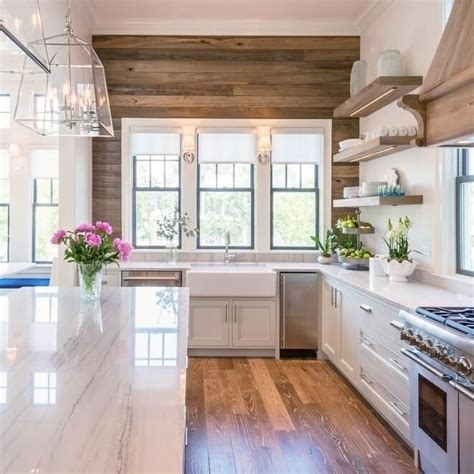 inspiring kitchen accent wall home design 1014