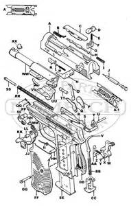 Assemble A Walther P38 Or P1 From A Frame And Parts Kit  19 Steps