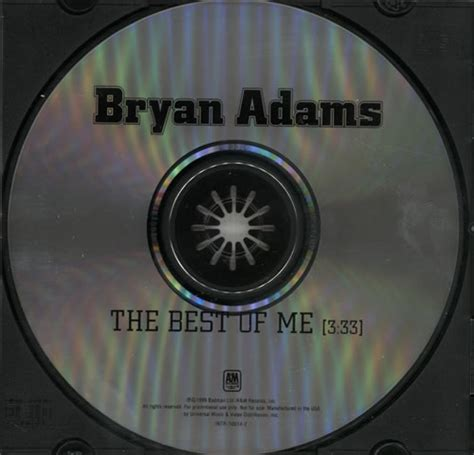 Bryan Adams The Best Was Yet To Come Mp3