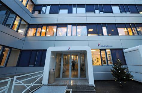 siege fn nanterre soupçons d 39 emplois fictifs le siège du fn à nouveau