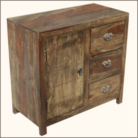 Kitchen Buffets Sideboards by Appalachian Rustic 3 Drawer Kitchen Buffet Storage Cabinet