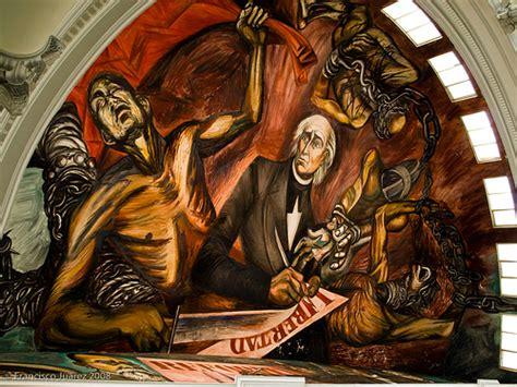 murales de jos 233 clemente orozco en palacio de gobierno flickr photo