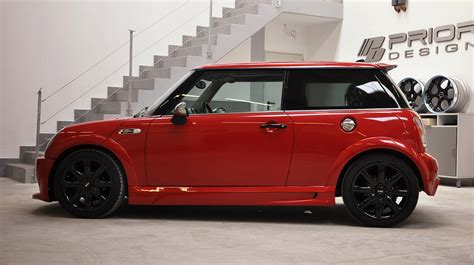 prior design mini cooper  bodykit picture