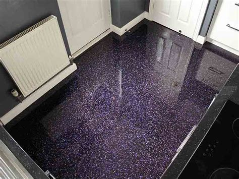 Epoxy Resin flooring for homes Resin Flooring Residential