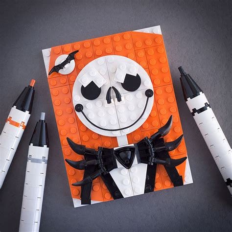 cool lego brick sketching  chris mcveigh