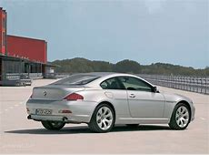 BMW 6 Series Coupe E63 specs & photos 2003, 2004, 2005