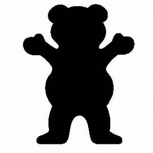 Grizzly Bear Logo Skateboard | www.pixshark.com - Images ...