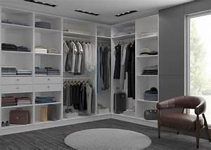 Petit Dressing D Angle : dressing chambre comment bien l 39 am nager blog ~ Premium-room.com Idées de Décoration