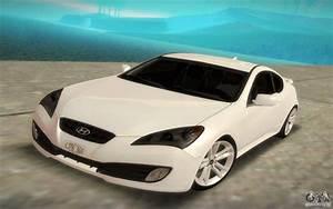 Hyundai Genesis Lights Hyundai Genesis 3 8 Coupe For Gta San Andreas