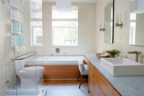 Recycled Glass Bathroom Countertops by 3 Eco Friendly Materials For Home Renovations