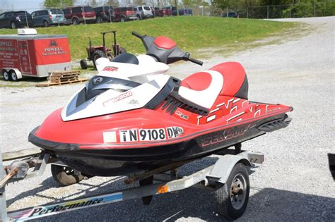 2007 Sea-doo Rxp 215 Super Charged