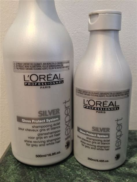 l oreal professionnel silver shoo for grey or white