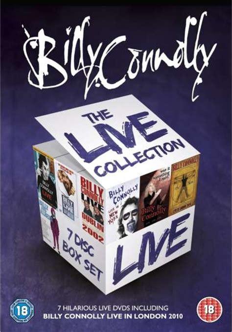 billy connolly   collection dvd zavvicom