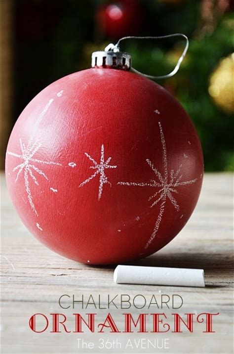 avenue  minute diy christmas ornaments