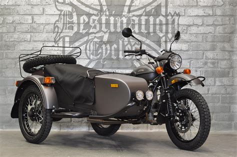 Gear Up Image by 2019 Ural Gear Up Slate Grey Sold