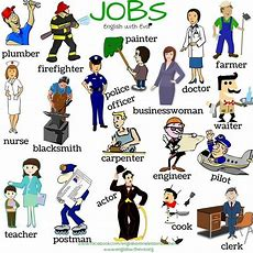 1000+ Images About Jobs On Pinterest  Vocabulary Worksheets, Kids Pages And Studentcentered