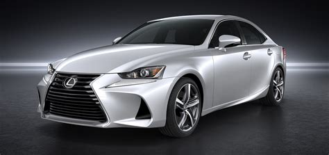 The Emperor's New Clothes 2017 Lexus Is Sedan Autoevolution