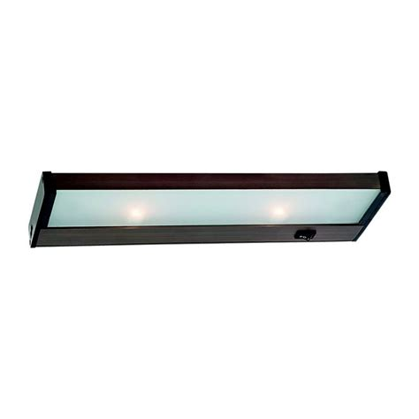 Seagull Ambiance Led Cabinet Lighting by Shop Ambiance By Sea Gull 14 In Hardwired In