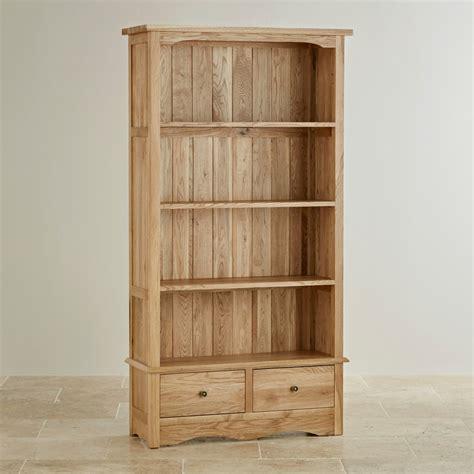 Solid Oak Bookcase by Cairo Solid Oak Bookcase Oak Furniture Land