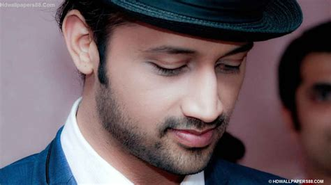 Pakistani Singer And Film Actor Atif Aslam Wallpaper