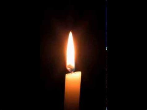 candela accesa musica relax 1 ora di candela accesa