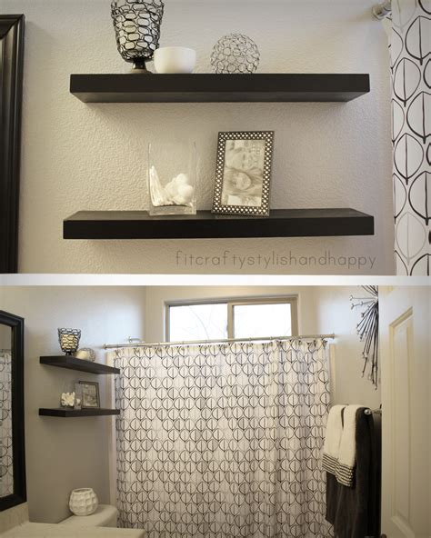 Grey Black And White Bathrooms 2017  Grasscloth Wallpaper