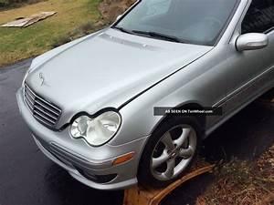 2006 C230 Mercedes