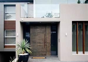 porte d entree contemporaine dootdadoocom idees de With porte d entrée alu avec meuble salle de bain contemporain italien