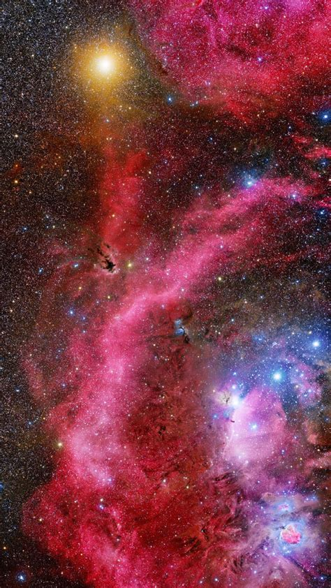 wallpaper galaxy stars orion  space
