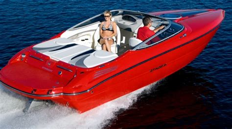 Stingray Boats Speed by Inboard Outboard