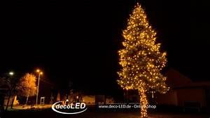 Led Lichterkette Draußen : led lichterkette f r au en youtube ~ Watch28wear.com Haus und Dekorationen