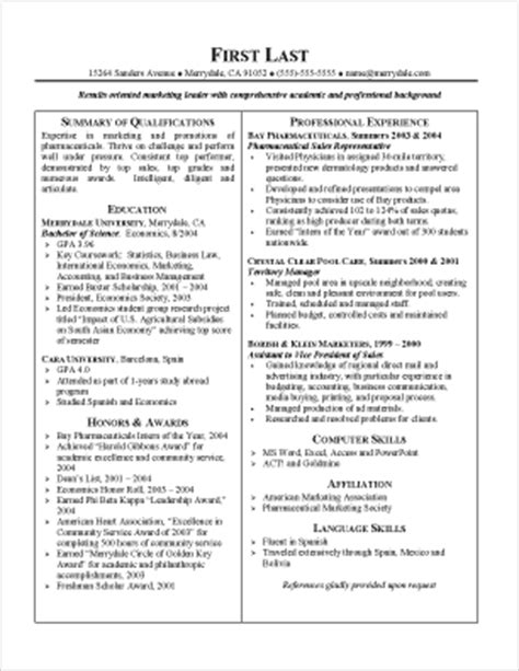 Pattern Of Writing Resume by Sle Form Resume Writing