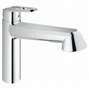 Robinet Douchette Grohe : robinet de cuisine avec douchette touch cosmopolitan grohe ~ Edinachiropracticcenter.com Idées de Décoration