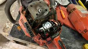 Husqvarna Chainsaw Throttle Response Repair