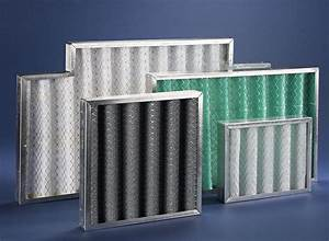 Polyfold Air Filters Industrial Machinery