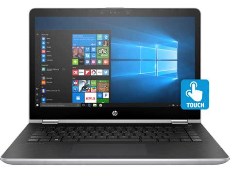 Merk Laptop Hp Pavilion X360 hp pavilion x360 laptop 14 quot touch screen 1fu11av 1