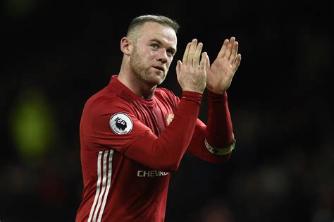rooney wayne facts manchester united worth sponsors agent forward 2004