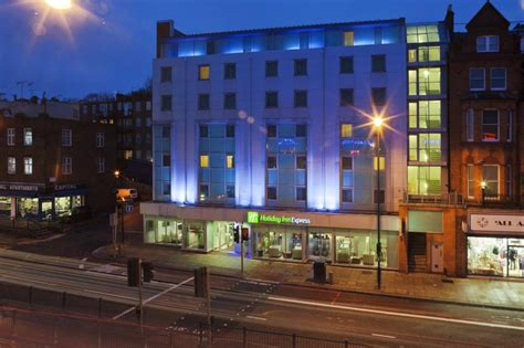 Hotel In Swiss Cottage by Inn Express Swiss Cottage Hotel In United