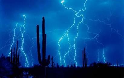 Lightning Storm Wallpapers Nature Sky