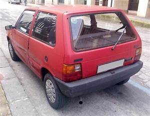 File Fiat Uno Cs Rear Jpg