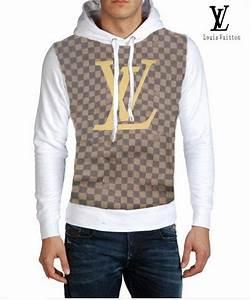 T Shirt Louis Vuitton Homme : louis vuitton 2 pullover mode style fashion ~ Melissatoandfro.com Idées de Décoration