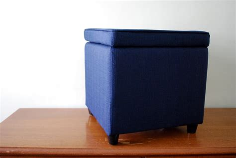 blue oversized chair and ottoman navy blue ottoman navy blue u0026 gold velvet ottoman