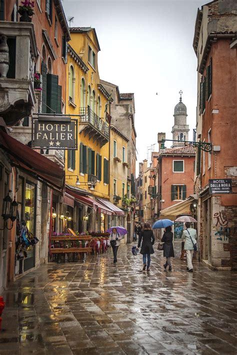 Venice Streets Italy Street Rome Italy Italy