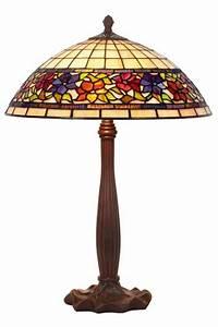 Lampe Galet Grand Modele : violette lampe style tiffany fleurs grand mod le par artistar r f 11090452 ~ Teatrodelosmanantiales.com Idées de Décoration