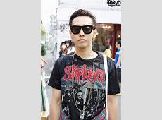 Harajuku Guy's Slipknot Tee, Roc Star Jeans & American