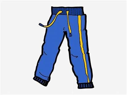 Clipart Pants Sweat Trousers Uniform Jogger Clothes