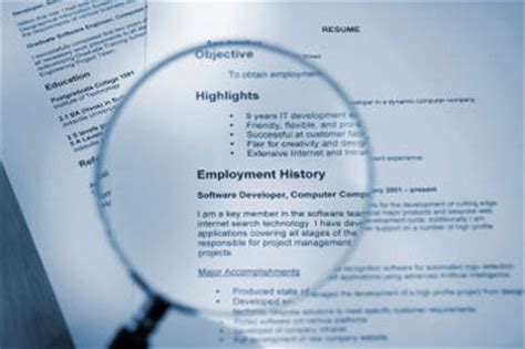 Spouse Resume by 5 Outrageous Mistakes Milspouses Make On Resumes