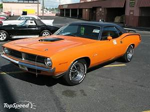 The Hottest Muscle Cars In The World  Plymouth Hemi Cuda