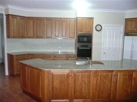 kitchen island makeover timber kitchen renovation country kitchen